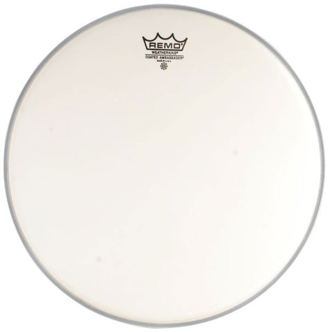 "REMO 13"" AMBASSADOR COATED HEAD    BA-0113-00"