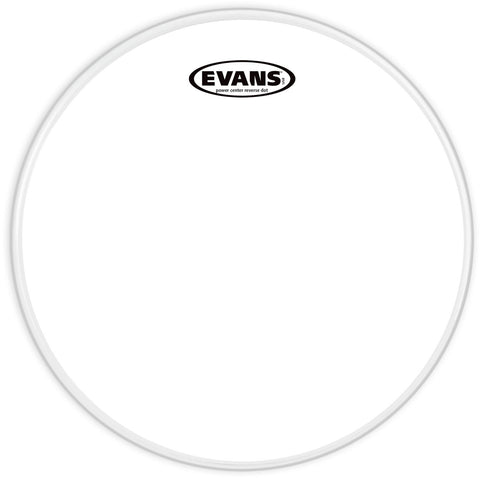 "EVANS 14"" POWER CENTRE REVERSE DOT SNARE DRUM HEAD    B14G1RD"