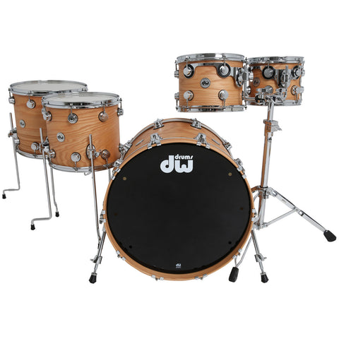 DW DRUMS COLLECTORS SERIES OAK SHELL PACK