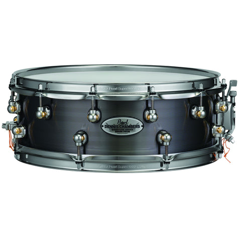 PEARL DENNIS CHAMBERS SIGNATURE MODEL SNARE DRUM    DC1450S/N