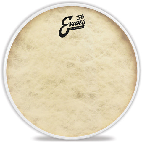 "EVANS 18"" CALFTONE '56 BASS DRUM HEAD    BD18CT"