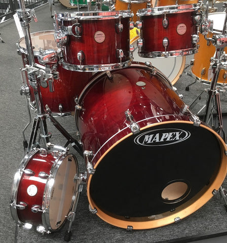 Pre-Loved Mapex Meridian Maple Shell Pack