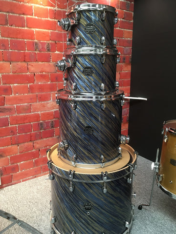 Pre-Loved Mapex Saturn 4 Drum Shell Pack