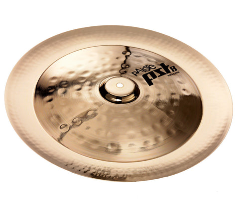 "Paiste PST8 18"" Reflector Rock China"