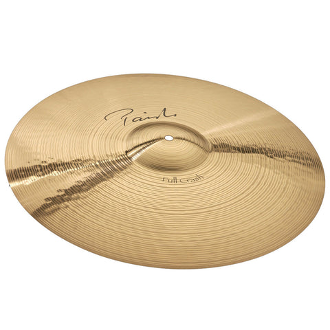 "PAISTE SIGNATURE 14"" FULL CRASH CYMBAL PSIGFUL14"