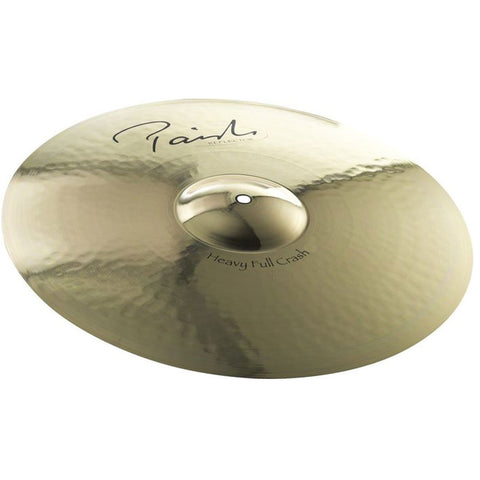 "PAISTE SIGNATURE 20"" REFLECTOR HEAVY FULL CRASH CYMBAL PSIGRFH20"
