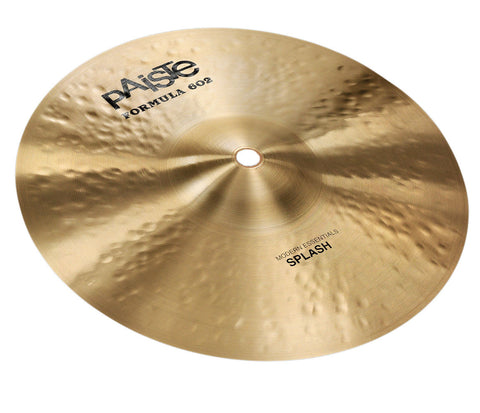 "Paiste Formula 602 Modern Essentials 10"" Splash Cymbal"