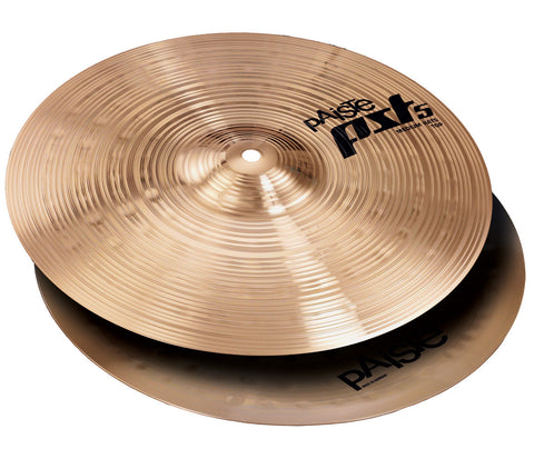 "Paiste PST5 14"" Medium Hi Hat Cymbals"