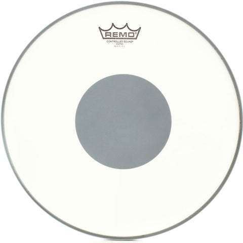 "REMO 14"" CONTROLLED SOUND COATED HEAD    CS-0114-10"