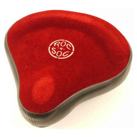 ROC-N-SOC HUGGER THRONE TOP RED RS H-R