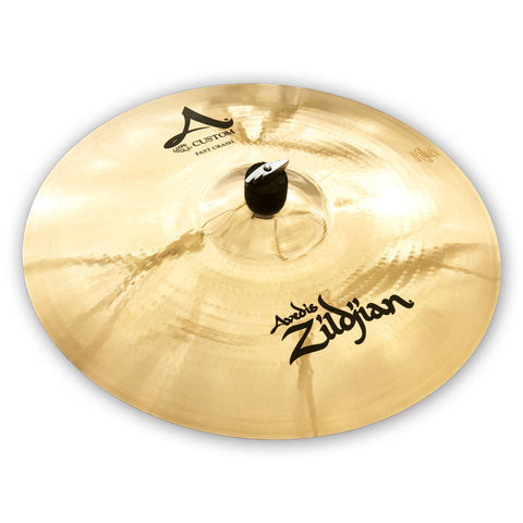 Zildjian A Custom Fast Crash Cymbal