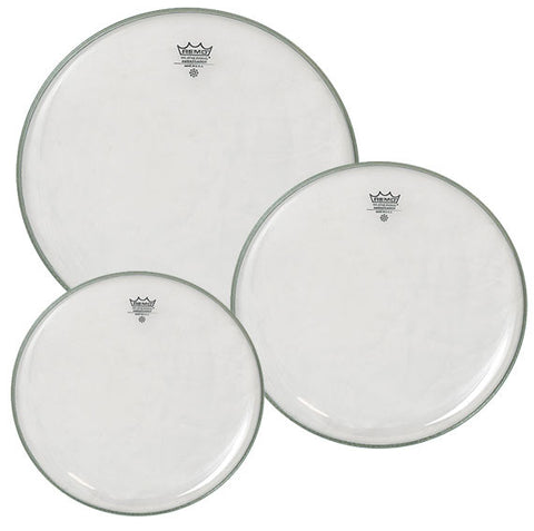 Remo Ambassador Clear Drum Heads