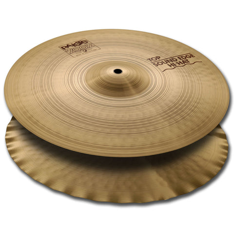 Paiste 2002 Sound Edge Hi Hats