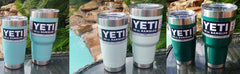 Solid Collection _ YETI Rambler Tumblers