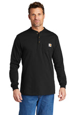 Carhartt Long Sleeve Henley T-Shirt