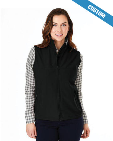 Charles River Women's Soft Shell Vest