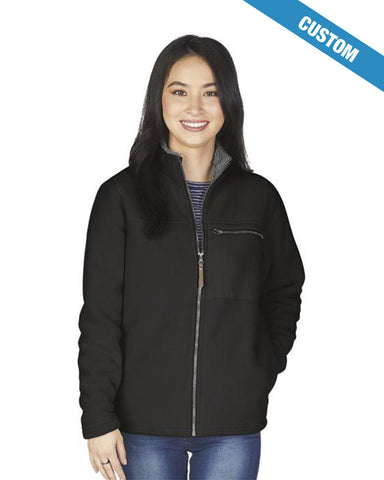 Charles River Women's Jamestown Fleece Jacket