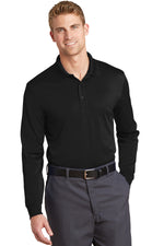 CornerStone Select Snag-Proof Long Sleeve Polo