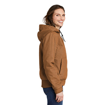 Carhartt Women's Washed Duck Active Jac