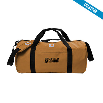 Carhartt Canvas Packable Duffel with Pouch
