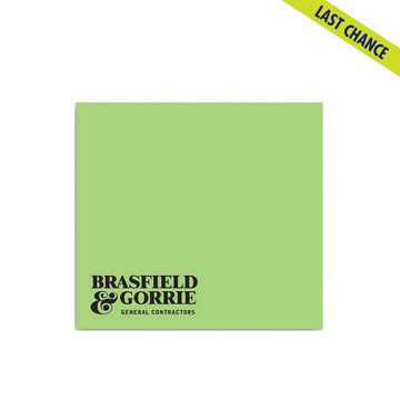 Post-it® Extreme Notes  — 3 x 3 (Green)