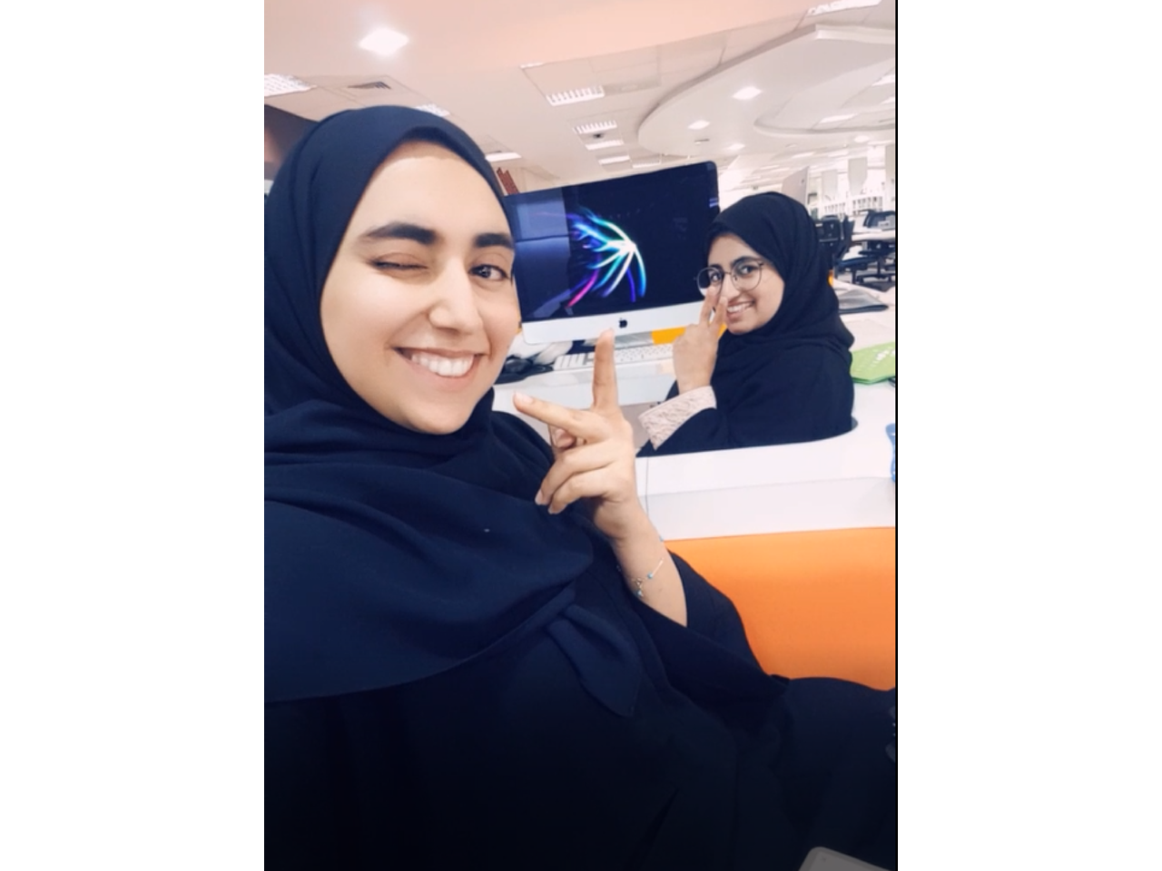 Shaima @ Higher Colleges of technology in UAE