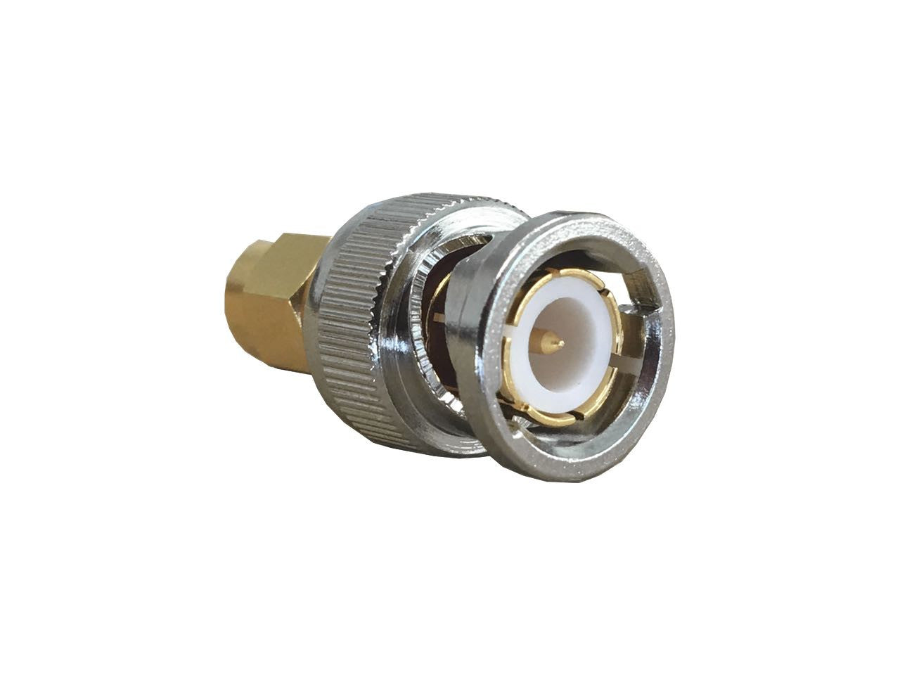 Male SMA to Male BNC Adapter