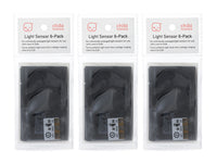 3 Pack Light Sensor Value Bundle (18 sensor stickers)