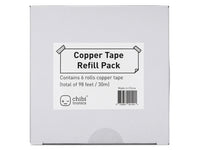 Copper Tape 6 Pack - Value Bundle