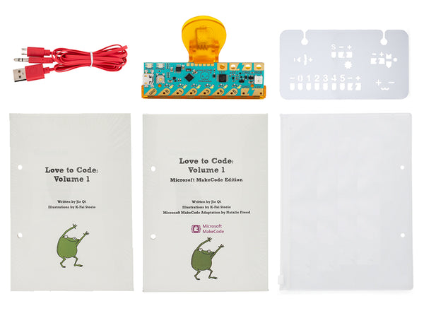 Love to Code Maker Kit Value Bundle