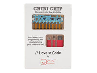 Love To Code Chibi Chip