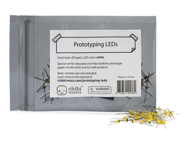 Prototyping LEDs