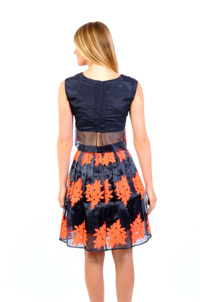 Gorgeous Pop Organza Skirt - NaughtyGrl