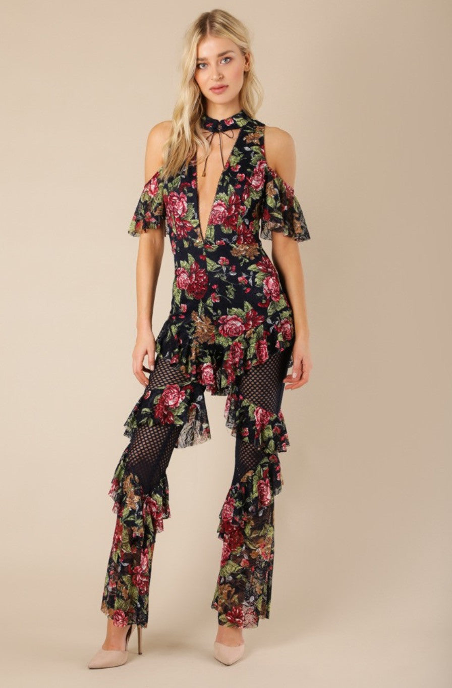 Sexy Vibe Jumpsuit