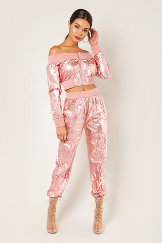 Organza Two Piece Set