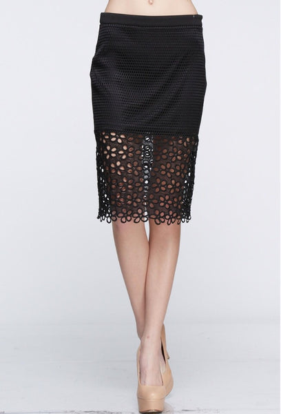 Play It Bold Skirt - NaughtyGrl
