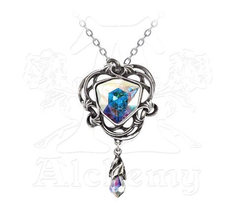 Empyrian Eye: Tears From Heaven Pendant - NaughtyGrl