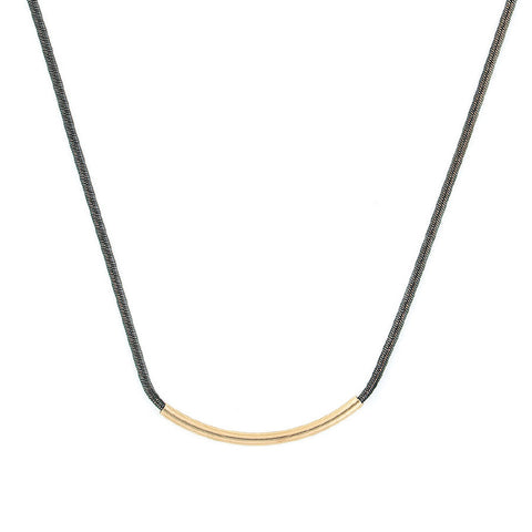 Designer inexpensive online boutique for women - Hot And Cold Necklace - NaughtyGrl