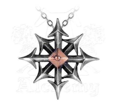 Designer inexpensive online boutique for women - Chaostar Pendant - NaughtyGrl
