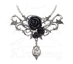 Bacchanal Rose Necklace - NaughtyGrl