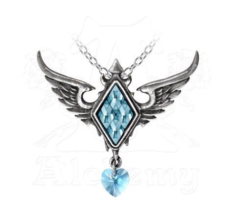 Designer inexpensive online boutique for women - Frozen Heart Pendant - NaughtyGrl