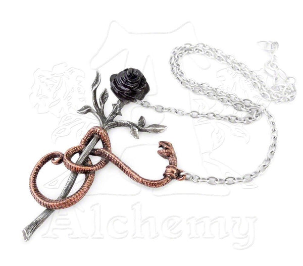 A Rose for Eve Necklace - NaughtyGrl
