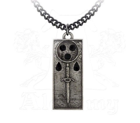 Death Ingot Necklace - NaughtyGrl