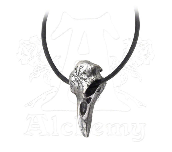 Helm of Awe Pendant - NaughtyGrl