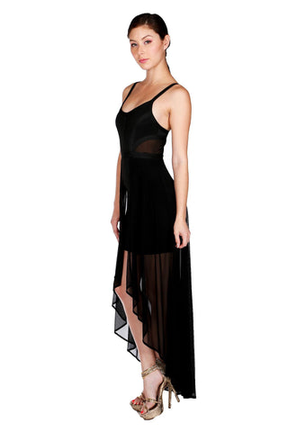 Inexpensive maxi dresses for any occasions - Naughty Grl Evening Bandage Party Dress - Black