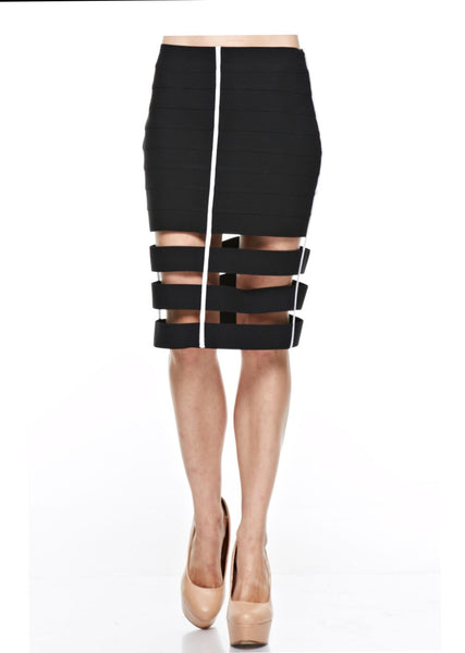Sexy Skirt With Tons Of Structures - NaughtyGrl