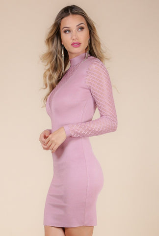 Designer inexpensive online boutique for women - Dreaming Sheer Dress - NaughtyGrl