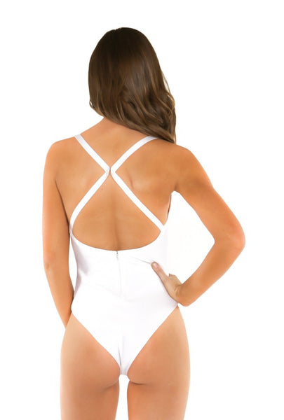 Naughty Grl Mesh One Piece Costume - NaughtyGrl