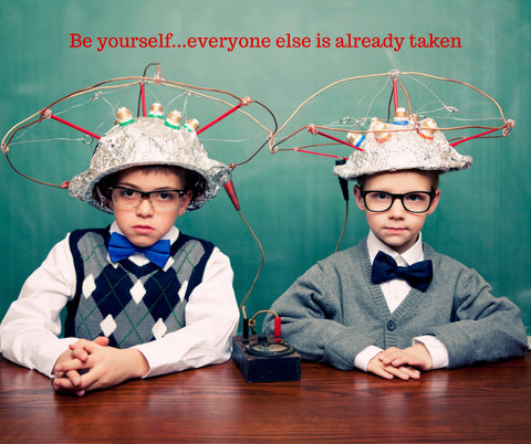 Be Yourself by Slaters small business accounting