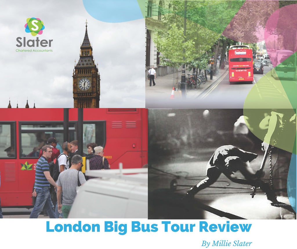 London Big Bus image Slaters